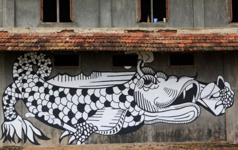 India Graffiti - Random - Dragonfish