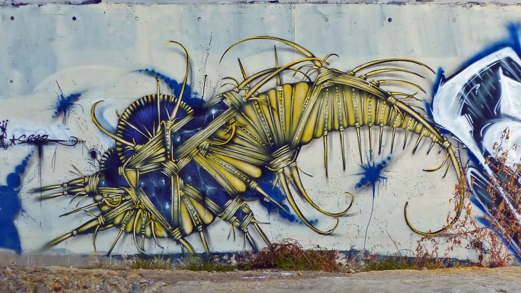 Japanese Graffiti - Biotech