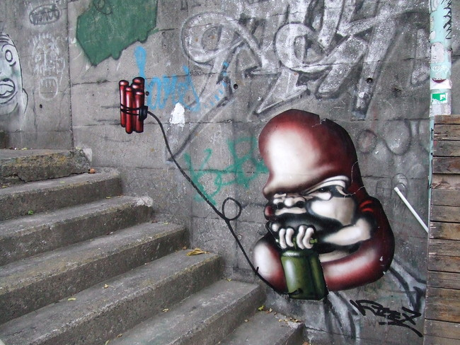 Japanese Graffiti - Suiko - Alex - Tokyo 3