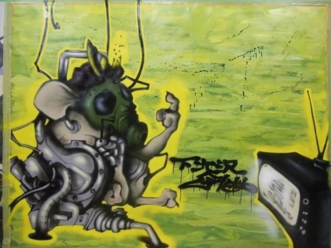Japanese Graffiti - Suiko - Alex - Tokyo