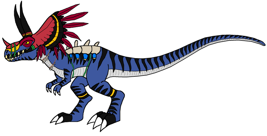 Misc - Robo Triceratops