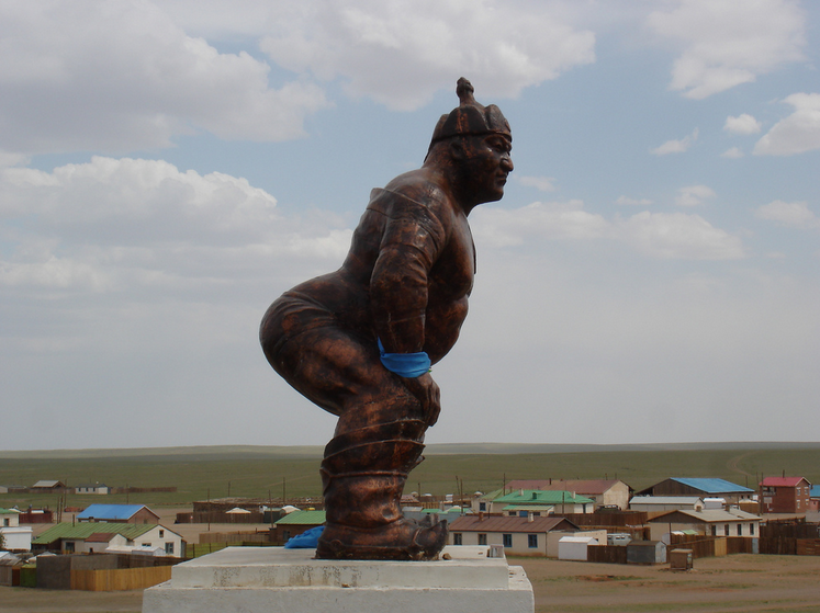 The Incredible Statues Of Mongolia • Lazer Horse
