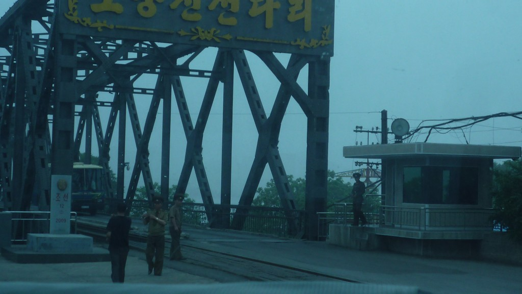 North Korean Human Rights - border