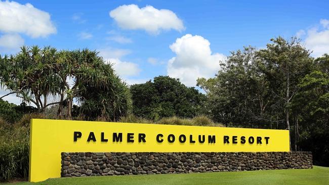 Palmer Coolum Resort - sign