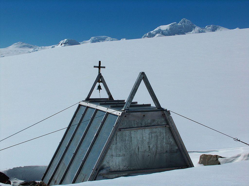 Religion in Antarctica - St. Ivan Rilski Chapel