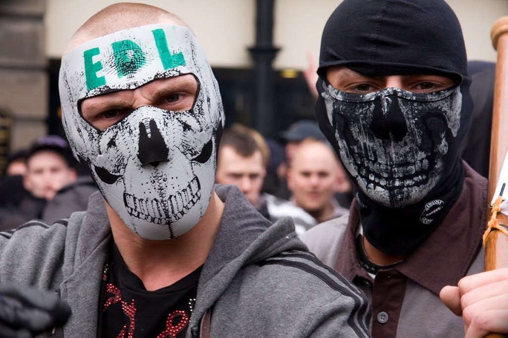 Right Wing Europe - EDL