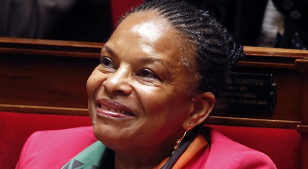 Right Wing Europe - Front National - Christiane Taubira