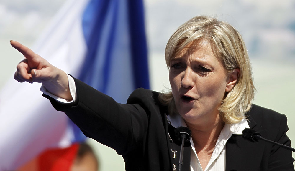 Right Wing Europe - Front National - Marine Le Pen
