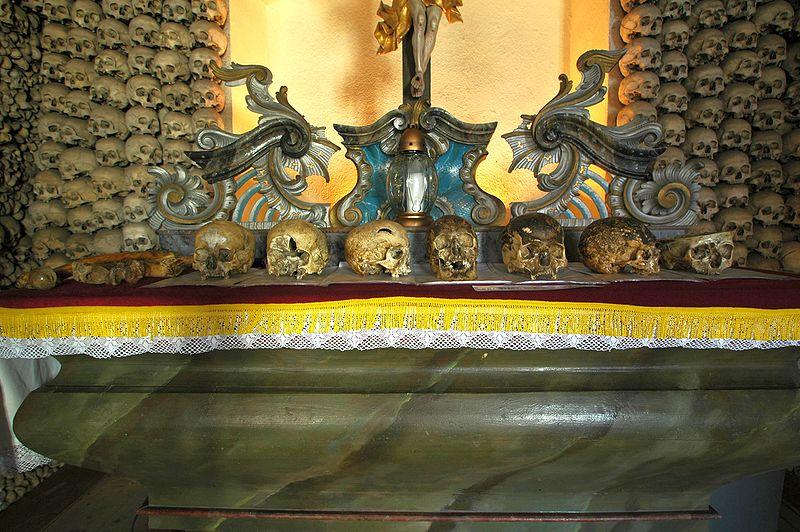 Skull Chapel, Czermna Poland 2