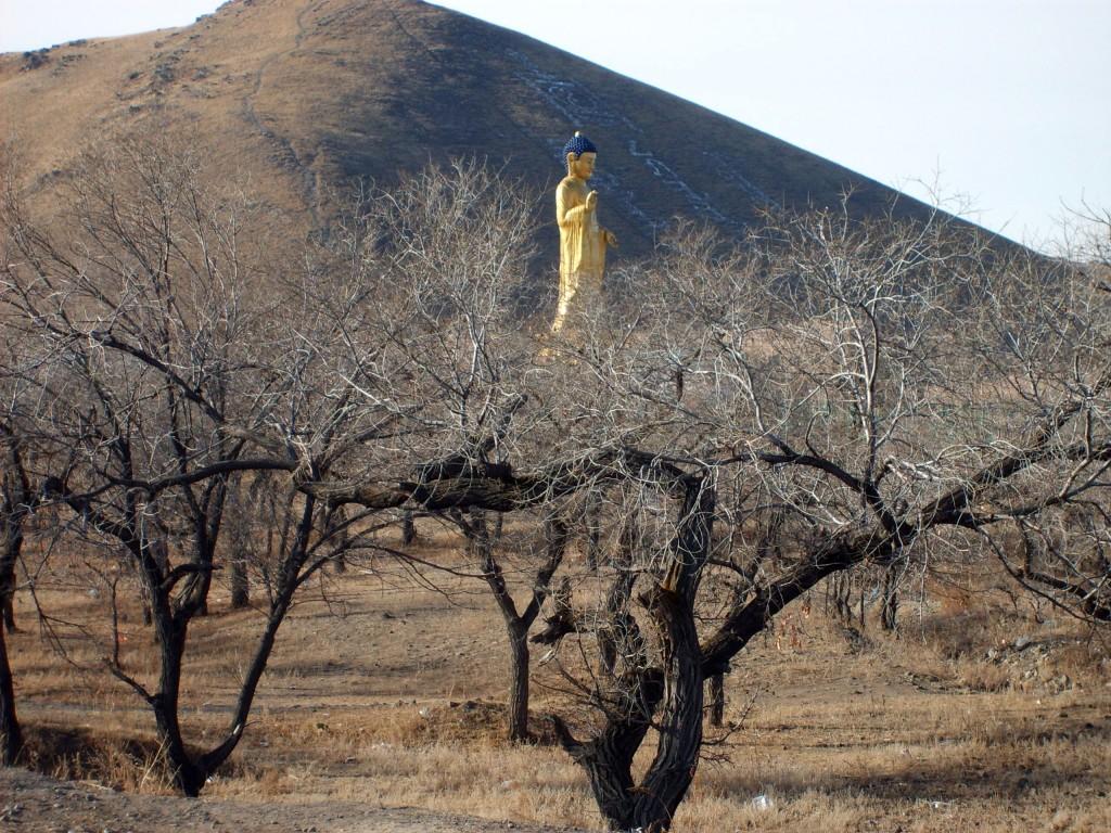 Statues of Mongolia - Buddha