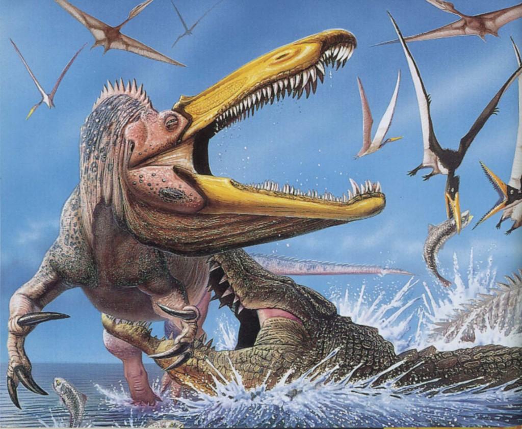 Suchomimus Bob Nicholls