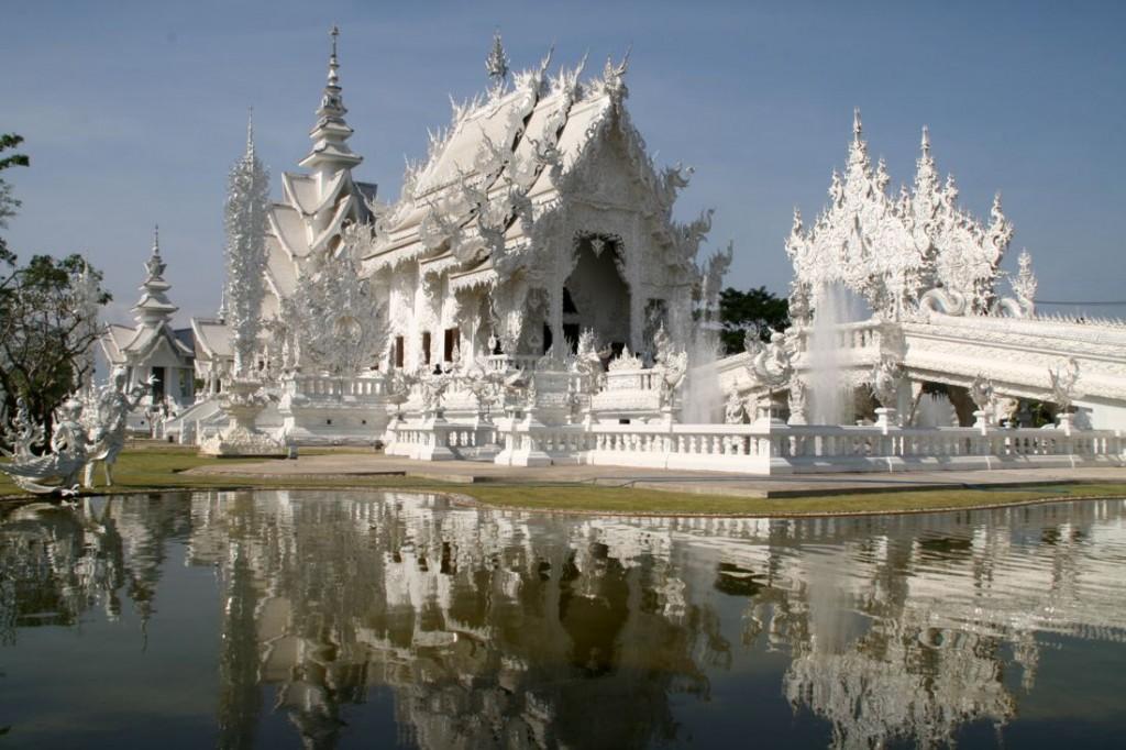 White Temple Chian Rai Wat Rong Khun