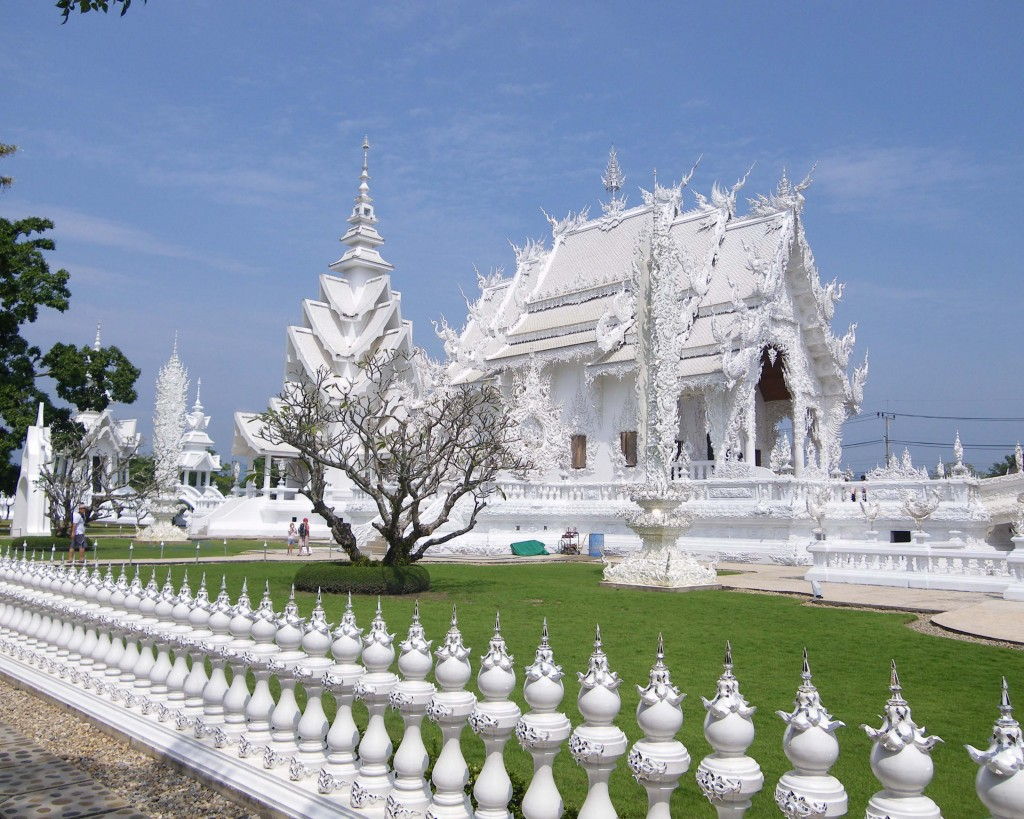 White Temple Chian Rai Wat Rong Khun 2]
