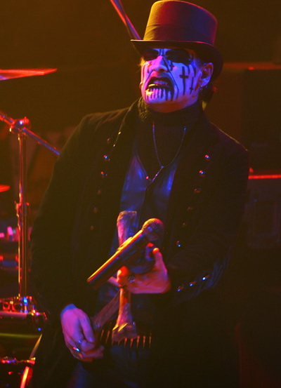 Corpse Paint - King Diamond live 2006 Moscow