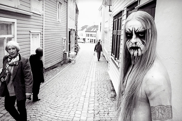 Black Metal Corpse Paint History