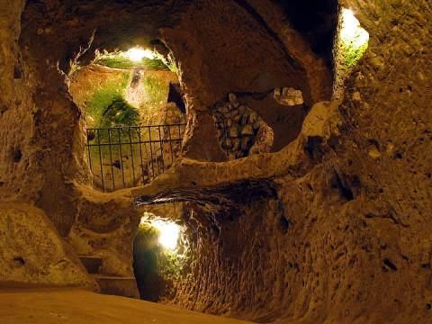 Derinkuyu: A Huge And Ancient Underground City • Lazer Horse