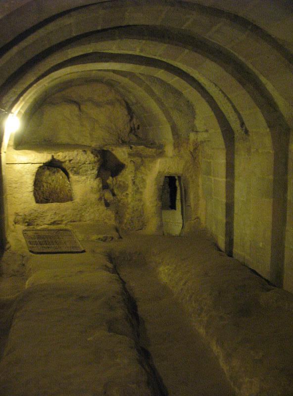 Derinkuyu - underground city - school
