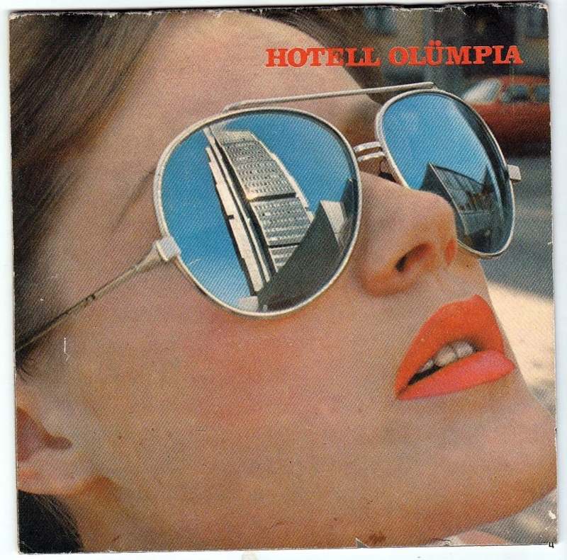 Estonian Hotel Adverts 1985 - close up face