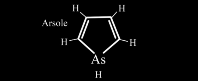 Funny Chemical Names - Arsole