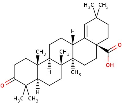Funny Chemical Names - Moronic Acid
