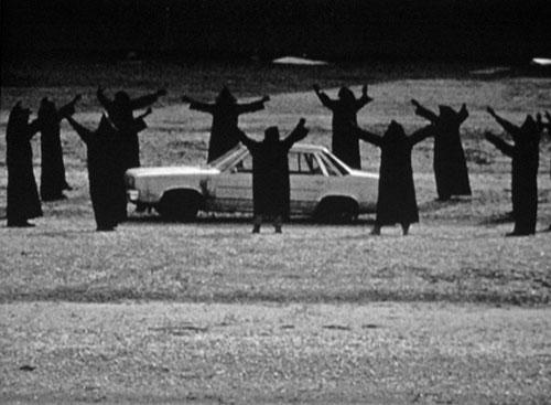 Old Creepy Photos - All Hail The Car