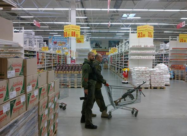 Awesome Photos From Russia With Love - Military Shopping
