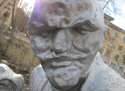 Awesome Photos From Russia With Love - Worst Lenin Ever 2