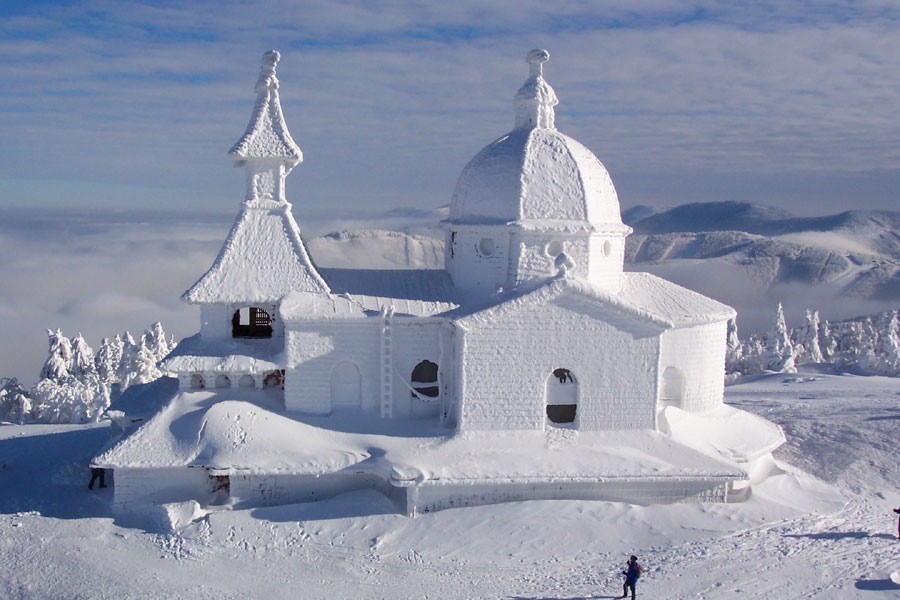Coldest Place on earth Russia Omyakon
