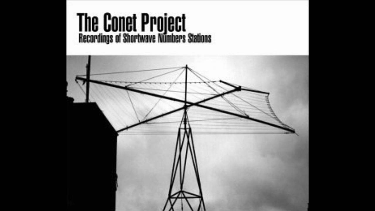 Conet Project Short Wave Radio Recordings