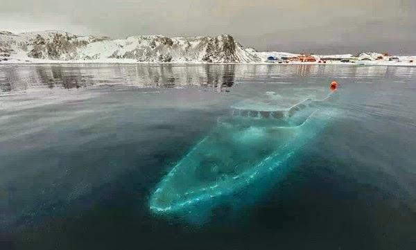 Frozen Things - Ship