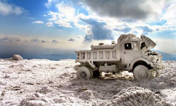 Frozen Things - Truck
