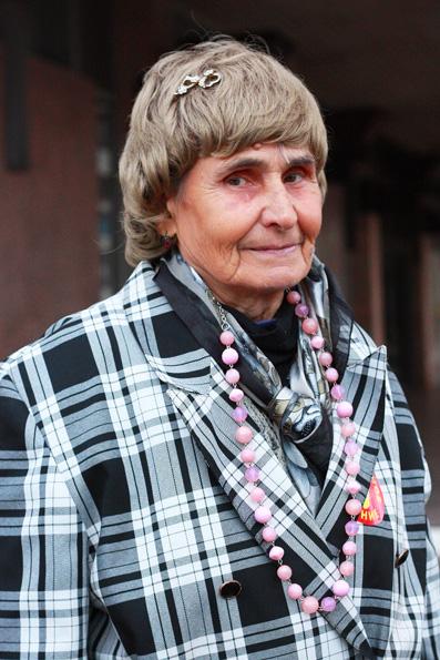 Hipster Fashion Omsk - Galina Andreyevna