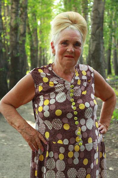 Hipster Fashion Omsk - Nina Yakovlevna