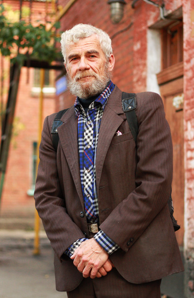 Hipster Fashion Omsk - Vladimir Ivanovich