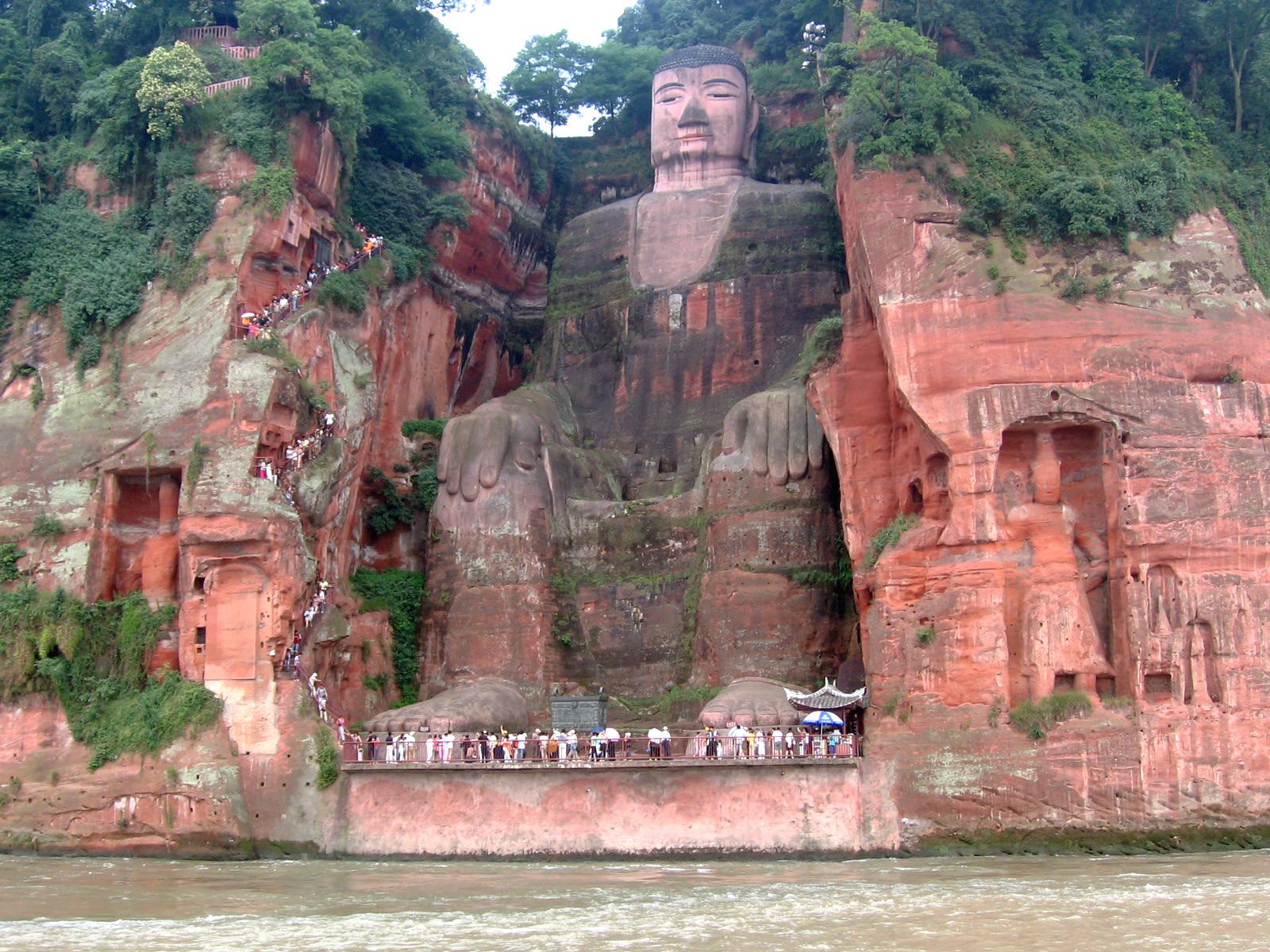 Leshan Giant Buddha - China - Large