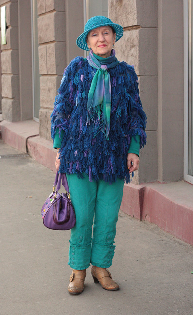 Omsk - Cool Older People - Turquoise