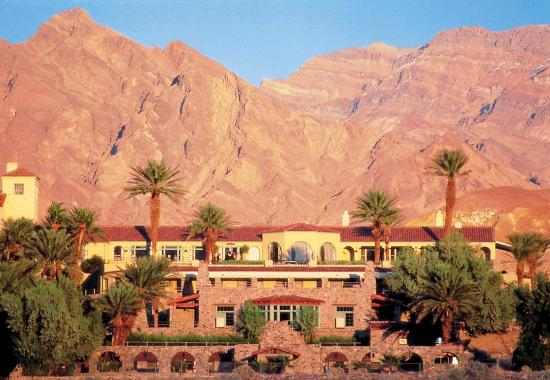 Weather - hottest place on earth - Furnace Creek Ranch
