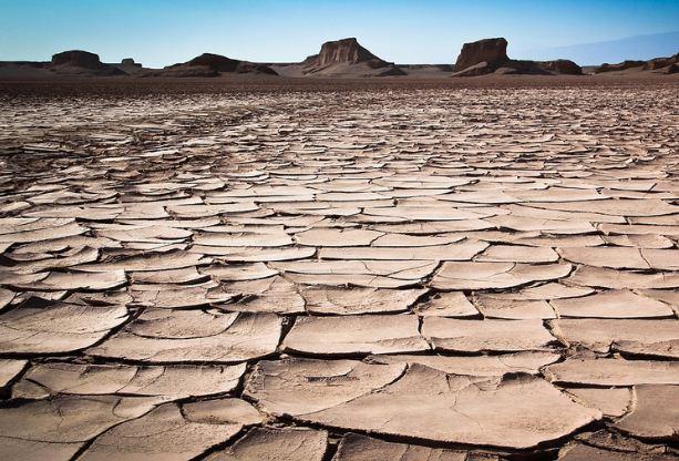 Weather - hottest place on earth - Kebili, Tunisia