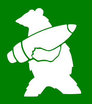 Wojtek Bear - 22nd Transport Company logo emblem