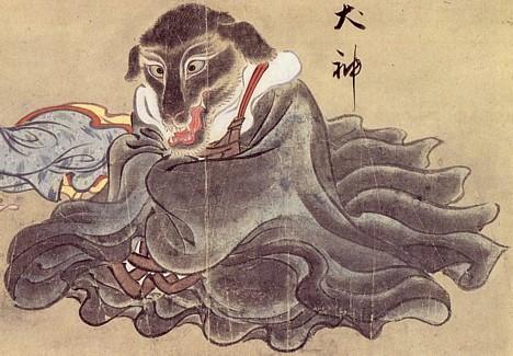 yōkai Inugami
