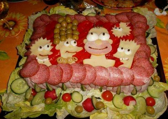 Awesome Russia - Simpson Meat