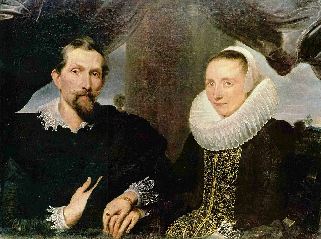 Best Baroque Painting -  Anthony van Dyck