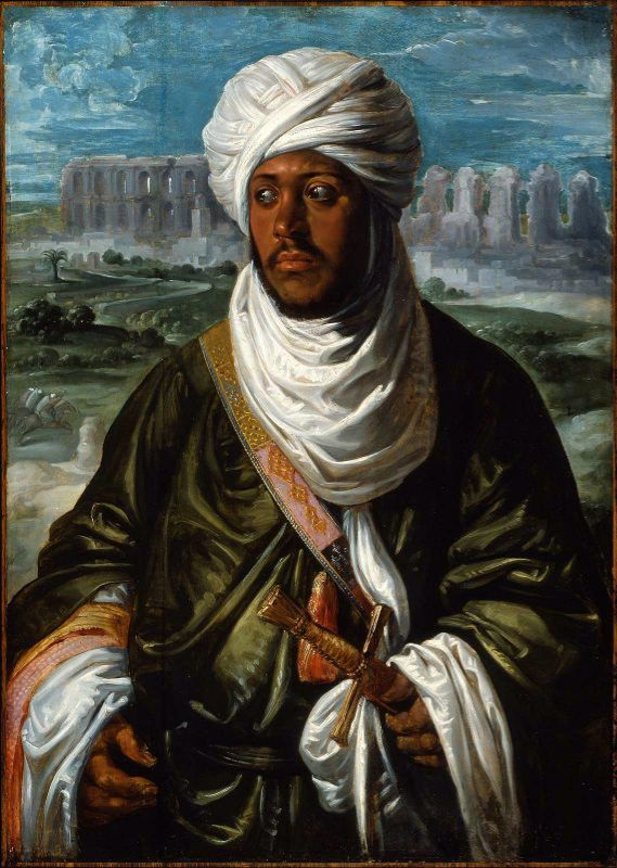 Best Baroque Painting - peter paul rubens - persian