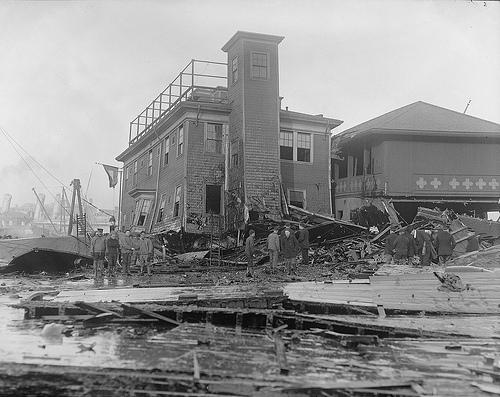 Boston Molasses Flood - aftermath 2