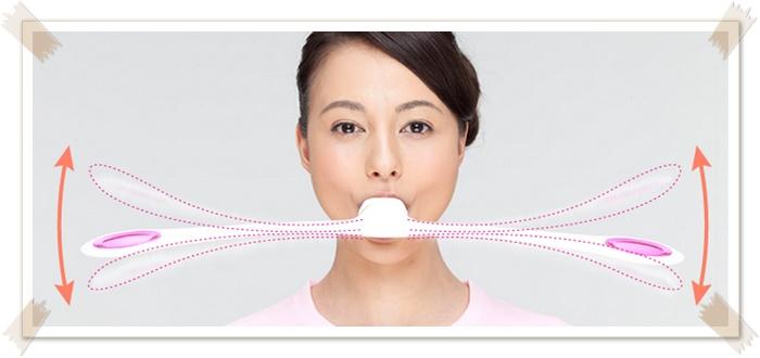Buy Weird Stuff Japan - Facial Fitness