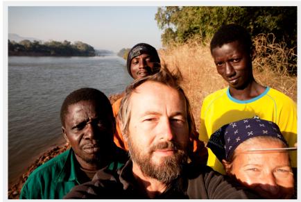 Global Selfie Project - Senegal