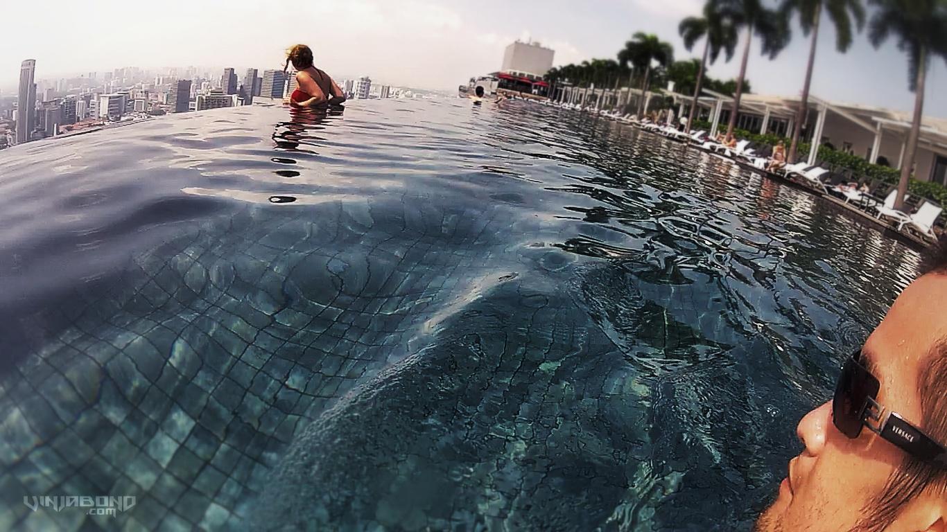Global Selfie Project - Singapore 2