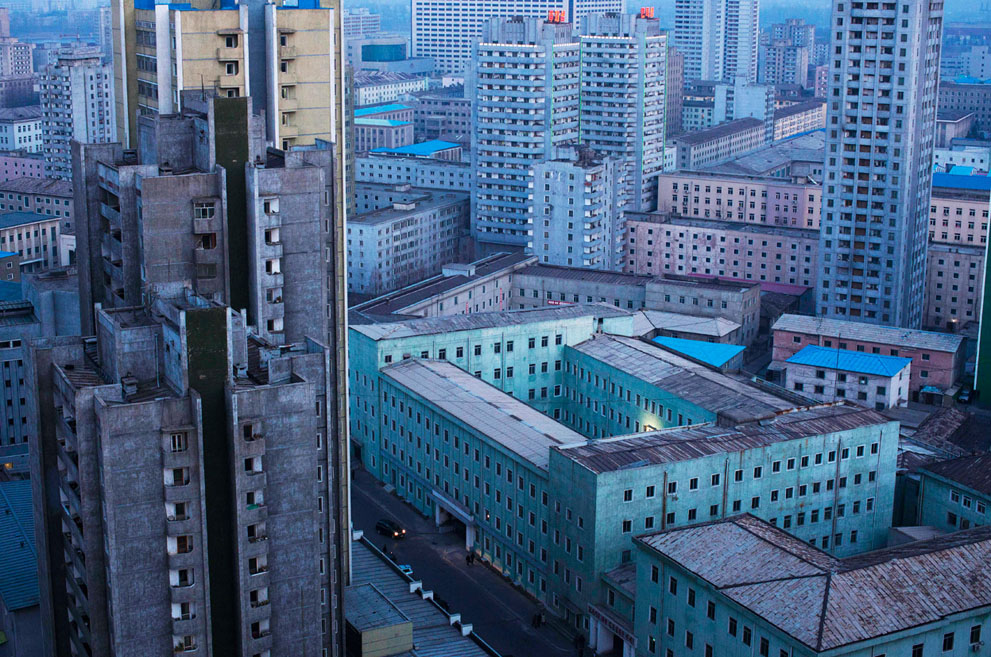 North Korea - Cityscape