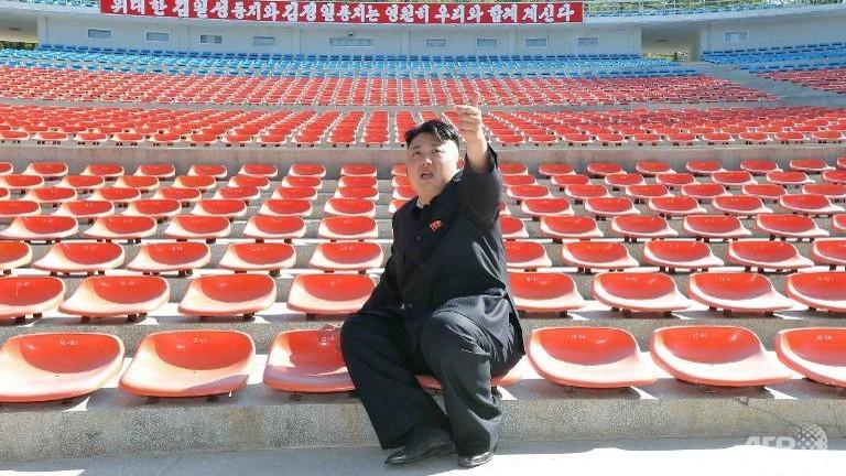 North Korea - Kim Jong Un