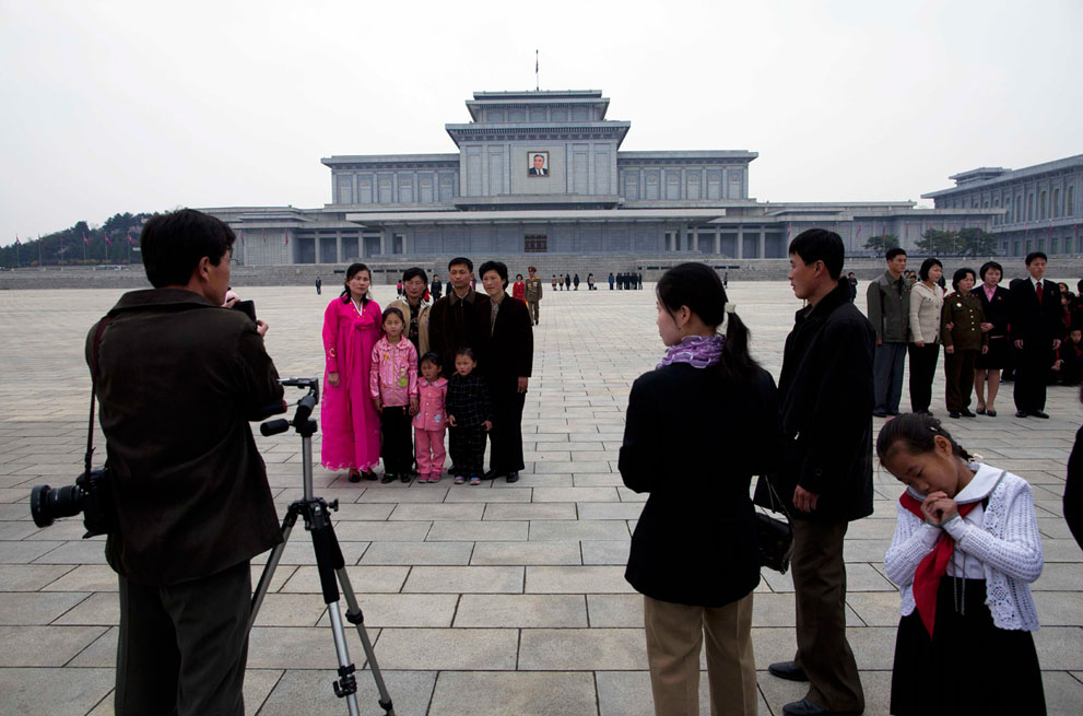 North Korea - Kumsusan Memorial Palace